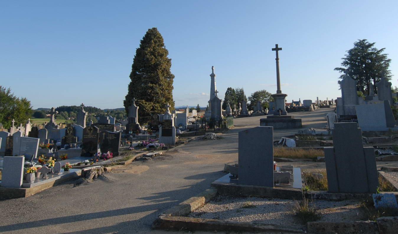 Cimetiere de Saint-Didier-en-Velay 43140
