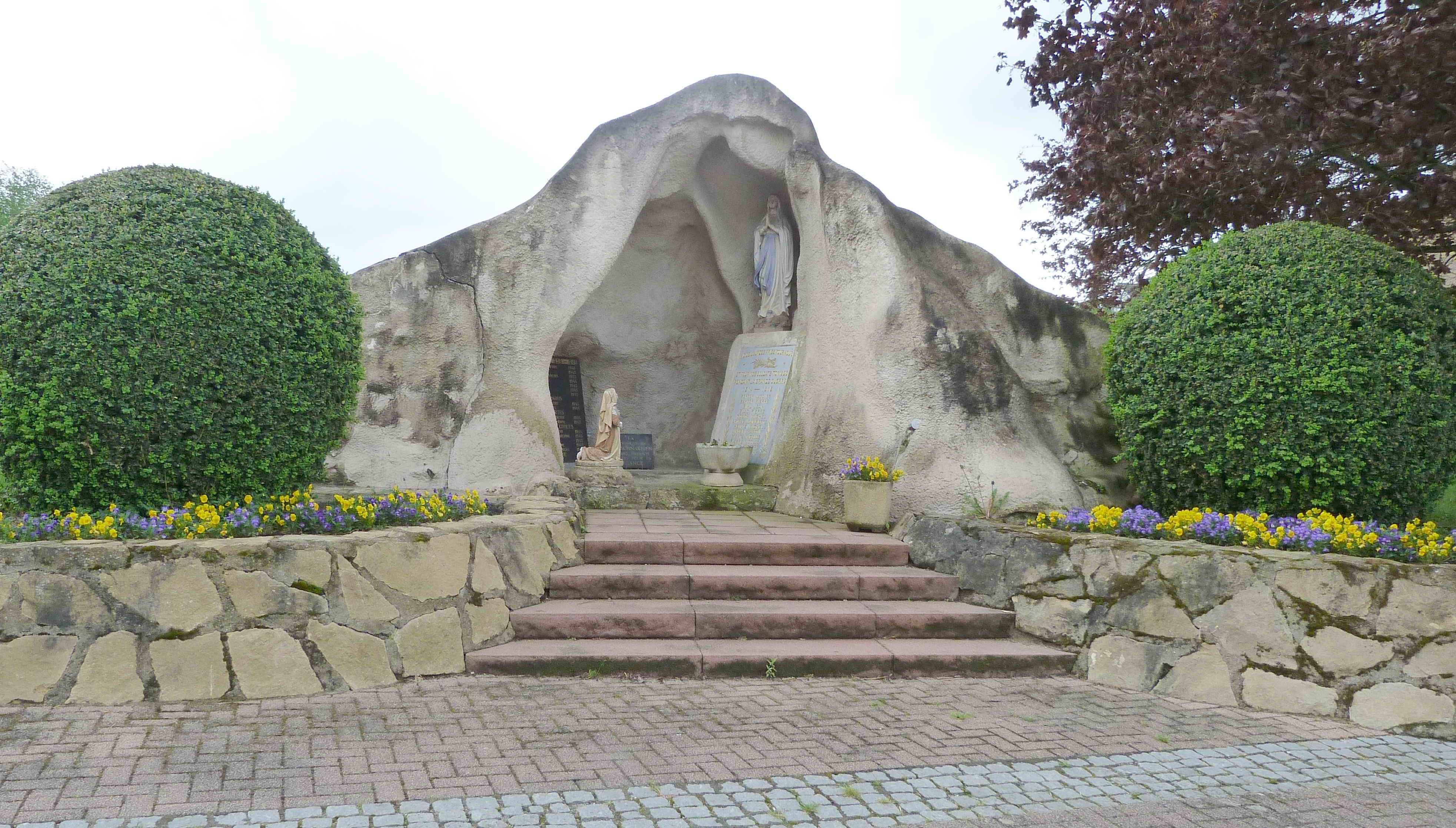 Monument aux Morts Kirschnaumen 57