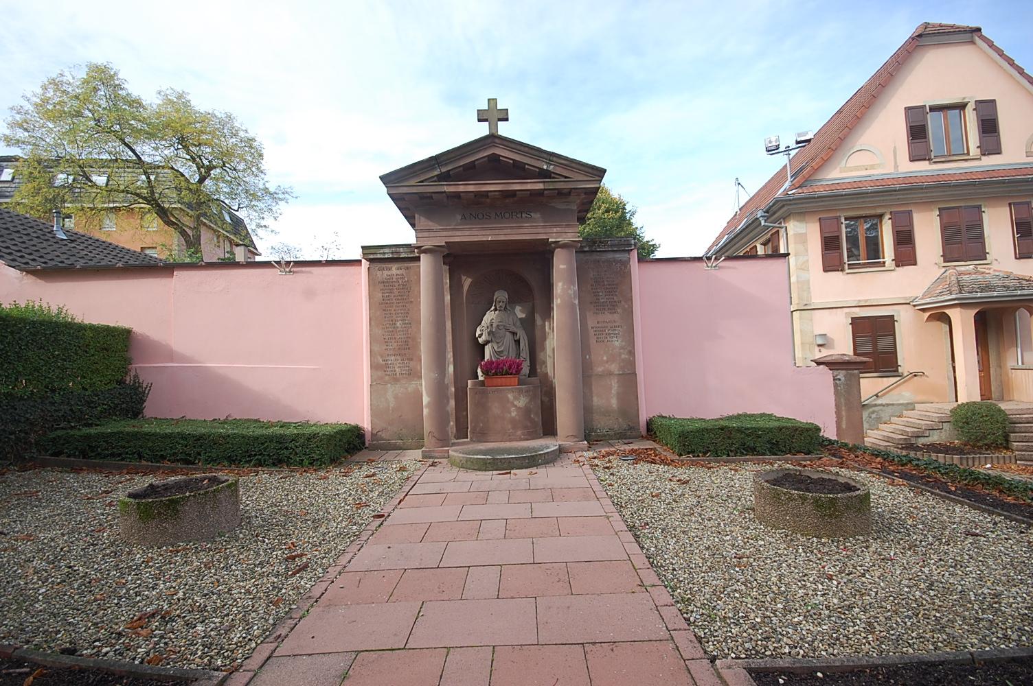 Monument aux Morts ACHENHEIM