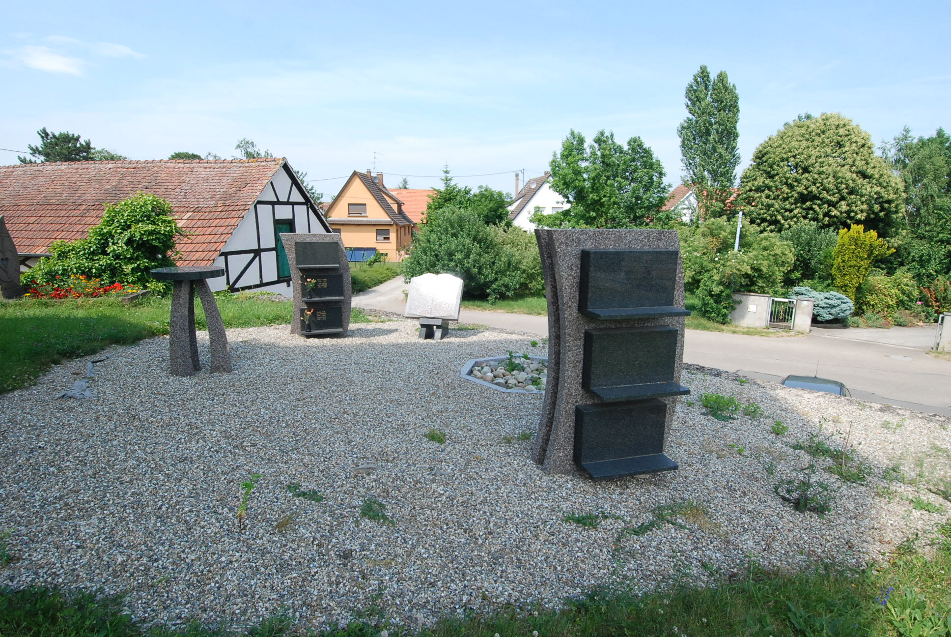 Espace cinéraire Bourgheim 67140