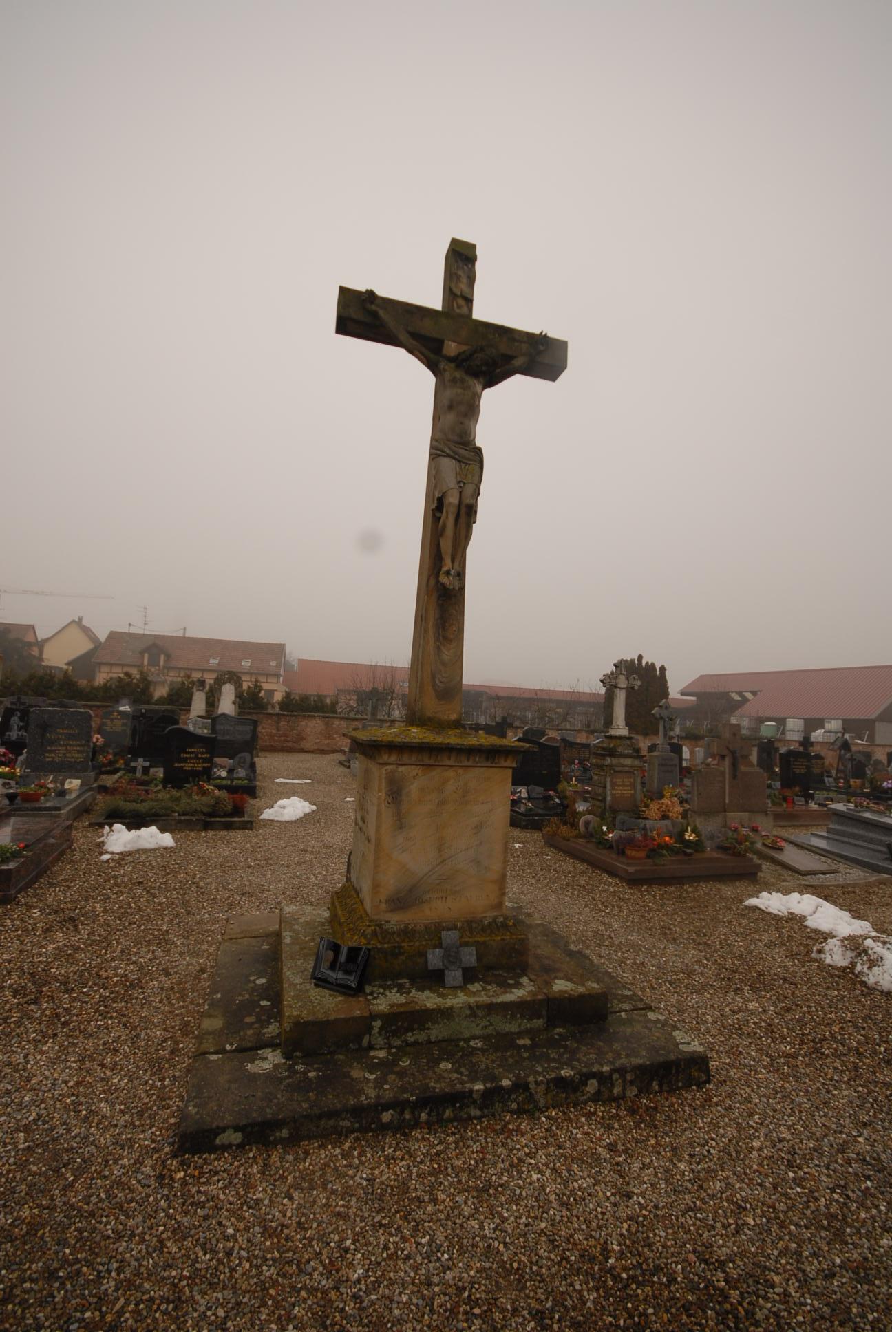 crucifix de Kintzheim