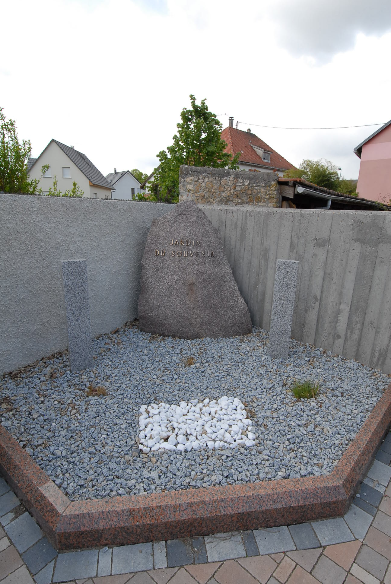 Jardin du souvenir Volgelsheim